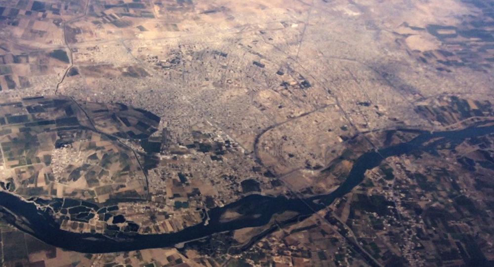 Les provinces syriennes de Raqqa et d'Alep (archives)