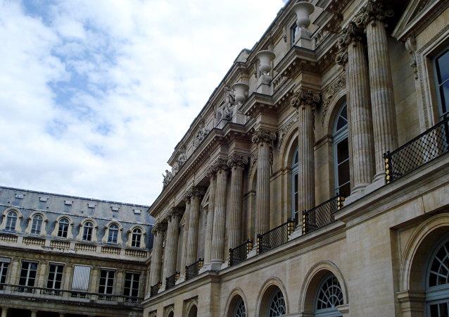 Palais Royal, siège du Conseil constitutionnel