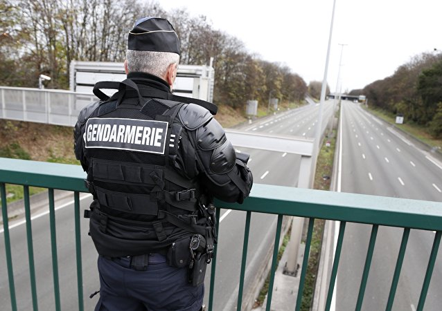 gendarme, image d'illustration