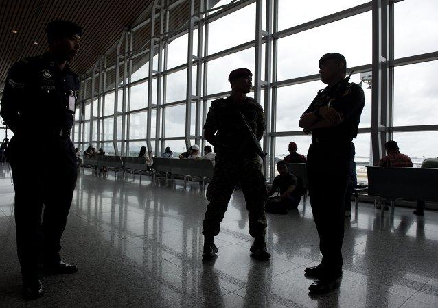 L'aéroport de Kuala Lumpur