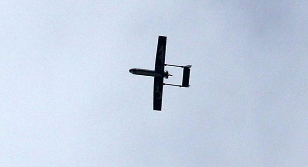 Un drone appartenant au Hamas
