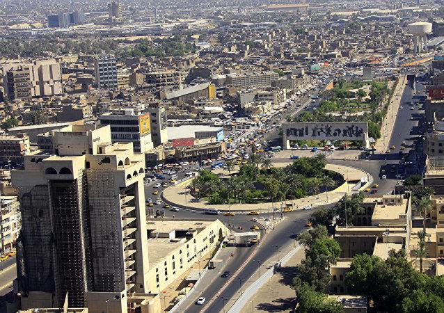 Bagdad, capitale irakienne
