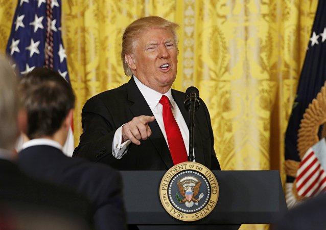 Trump voulait des chars pour sa cérémonie d'investiture