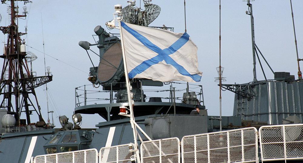 Des navires de la Flotte russe regagnent leur port d'attache