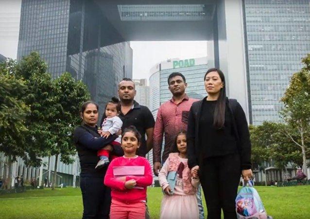 Hong Kong: ils ont aidé Snowden, maintenant ils tremblent de peur