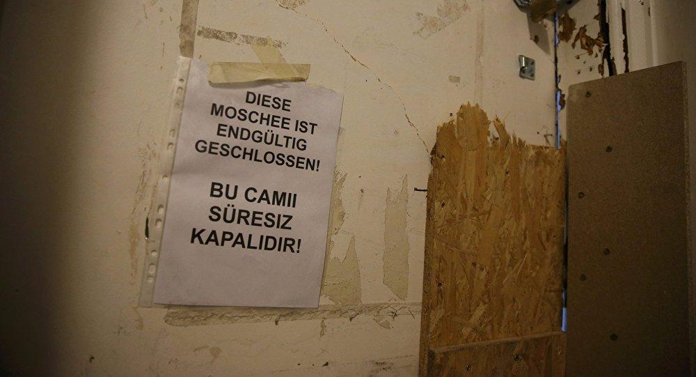 Une mosquée radicale de Berlin fermée