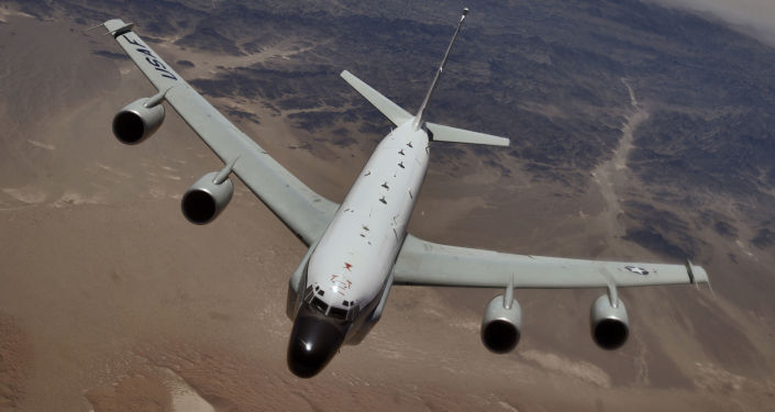Un RC-135W, image d'illustration