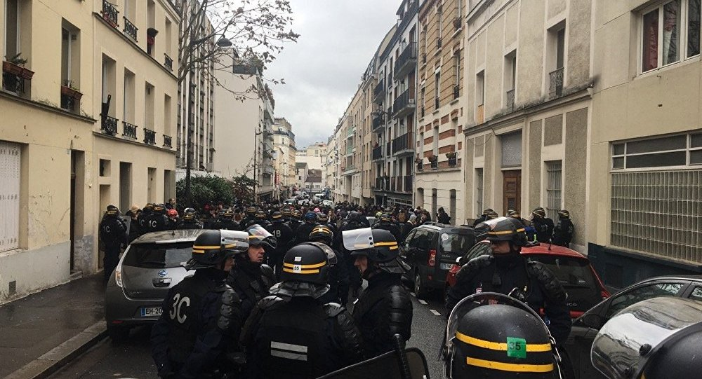 Police rue Planchat