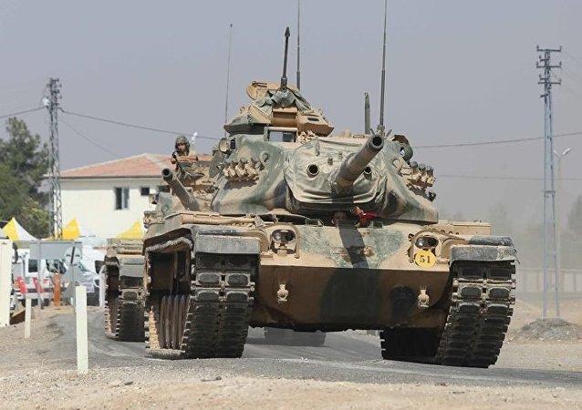 la Turquie déploie des bases dans le nord syrien