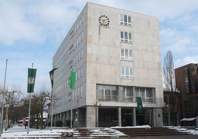 Rathaus in Gaggenau