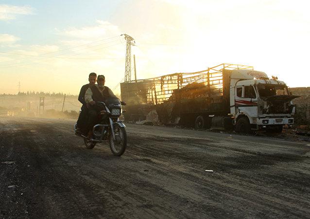 L'Onu reconnaît que la Russie n'a pas frappé son convoi humanitaire en Syrie