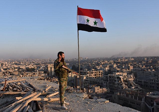 Armée syrienne a libéré les districts à l'est d'Alep
