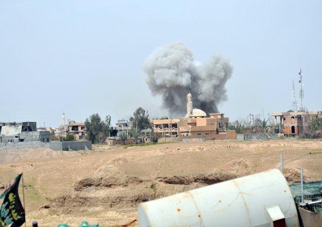 Tikrit. Archive photo