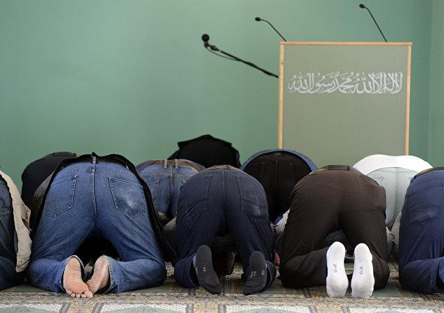 Mosquée à Berlin