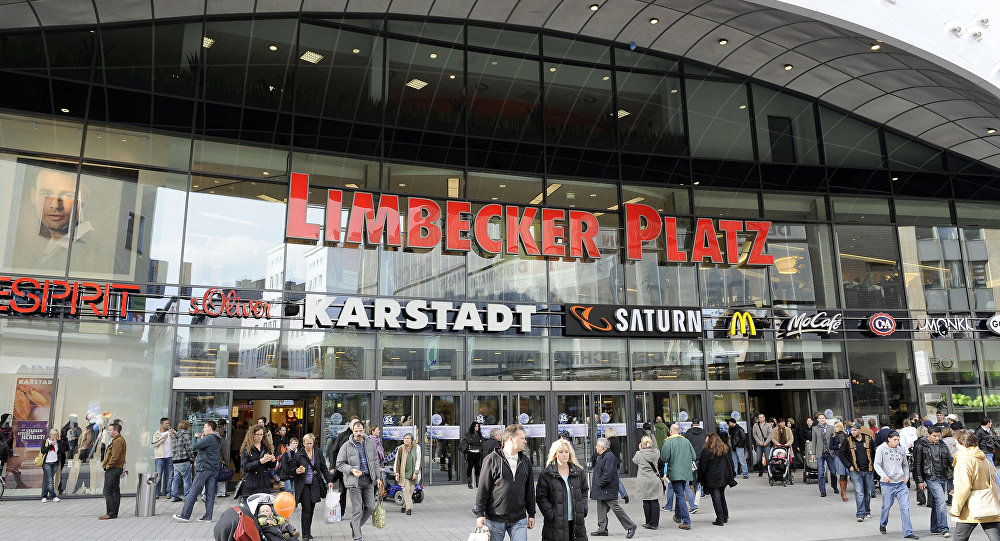 Centre commercial Limbecker Platz