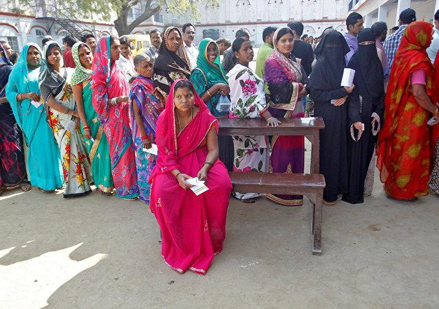 Inde: après une grève de la faim de 16ans, elle ne reçoit que 90 votes aux élections