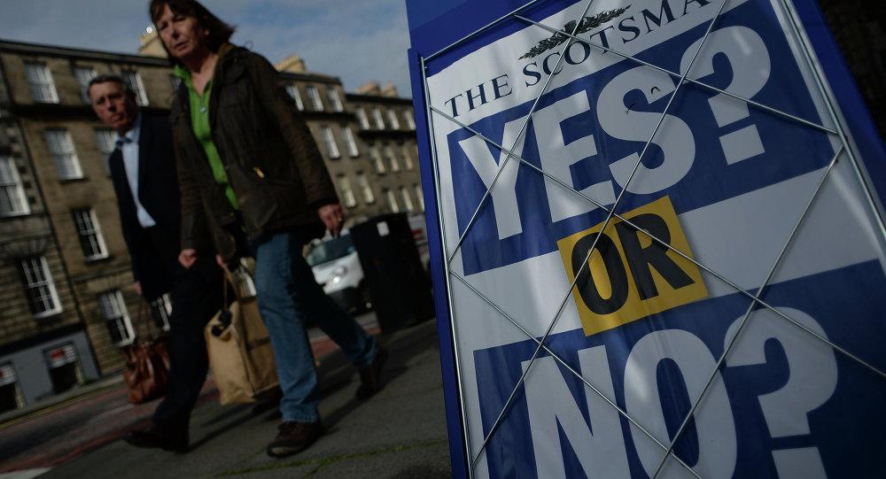 L'Écosse annonce un nouveau référendum sur son indépendance