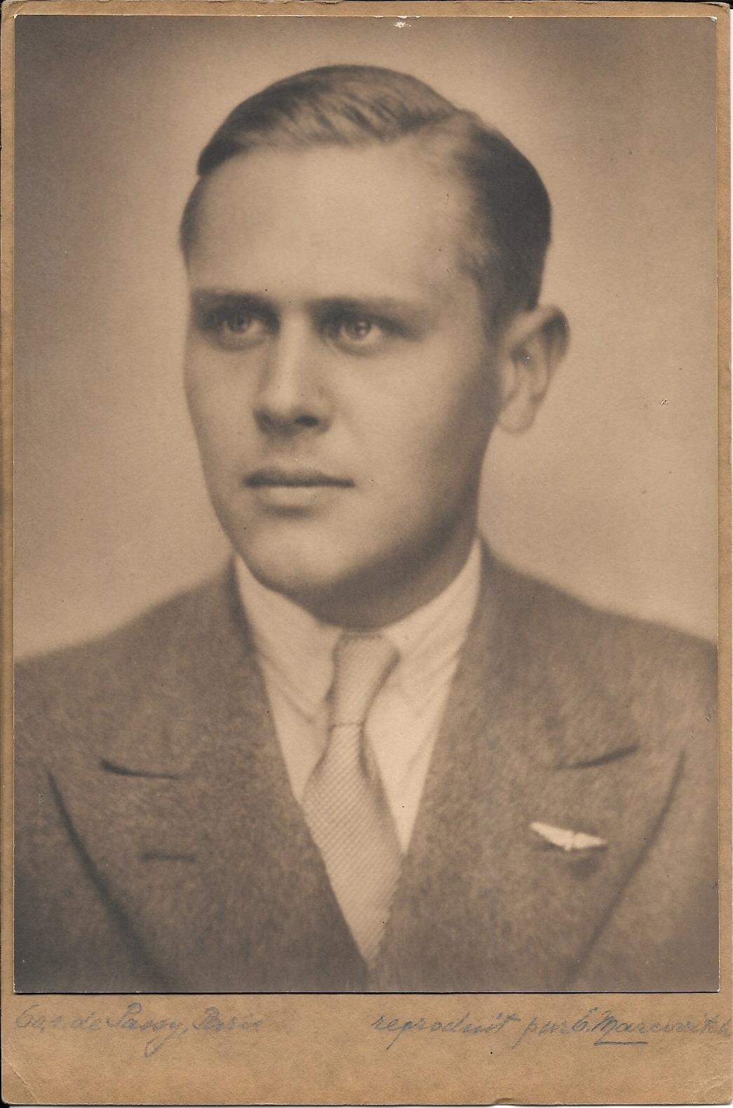 Nikita Dobrynine, le père d'Eugeny (1932)
