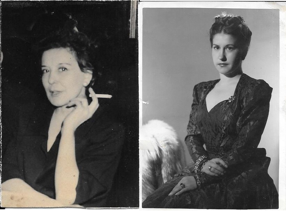 Lucia Seslavin Sirvent / Maria Dobrynine Sirvent