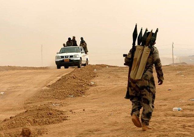 Daech utilise du gaz toxique contre l'armée irakienne à Mossoul