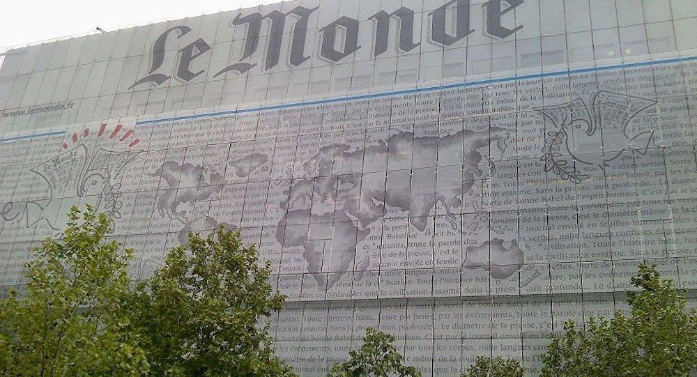 L'Occident qui viole les droits de l'homme : une page révélatrice dans Le Monde