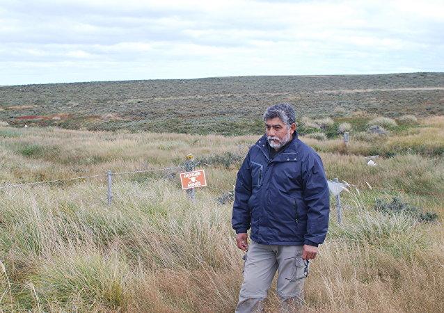 Ancien soldat de la guerre des Malouines: «je suis revenu là où devait être ma tombe»