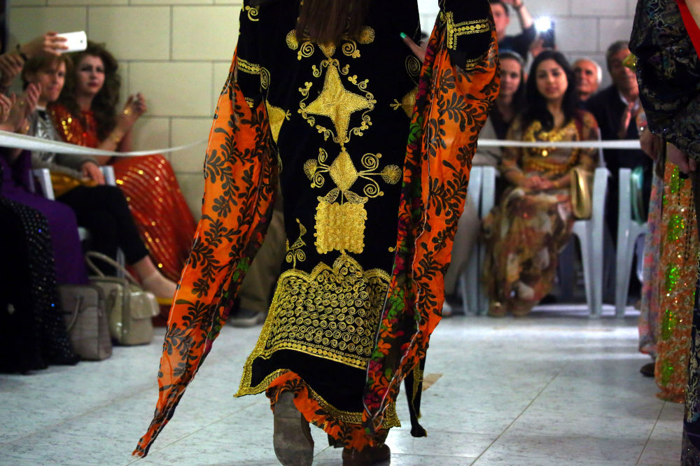 La mode des Kurdes syriens