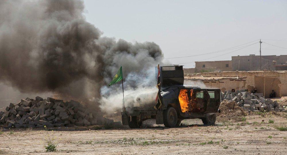 38 morts dans une attaque de Daech en Irak