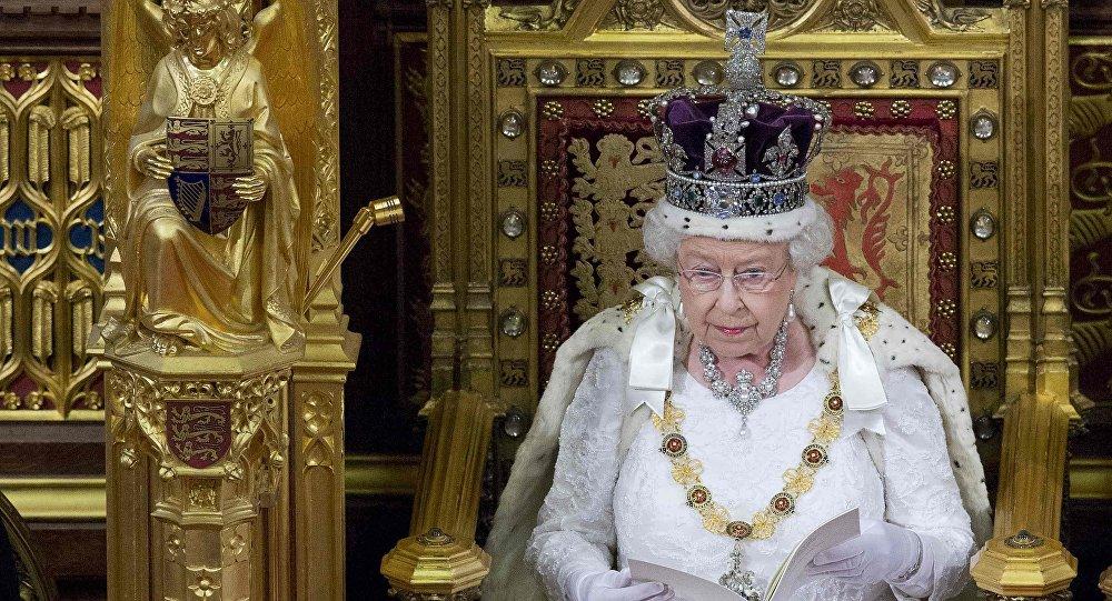 La reine Élizabeth II