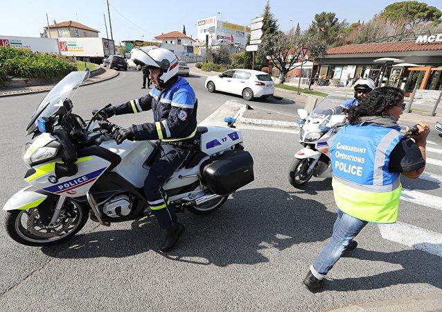 Fusillade dans un lycée à Grasse