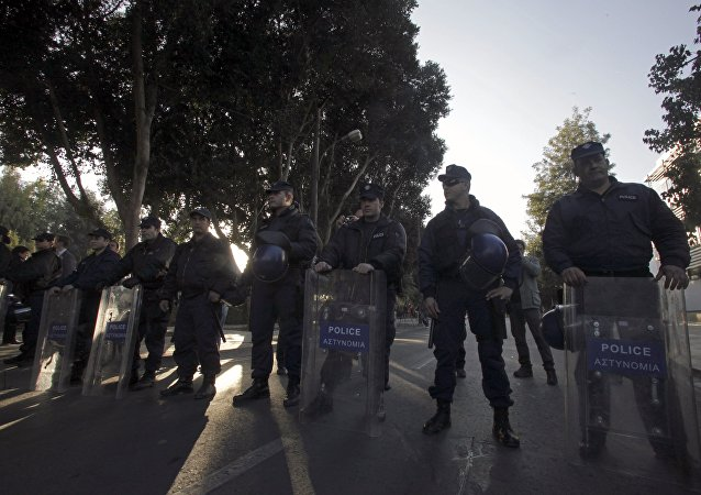 Cypriot police