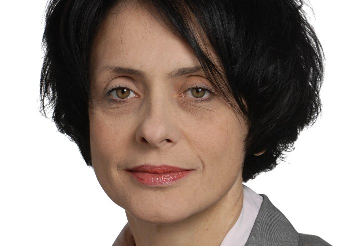 Nadezhda Neynsky, ambassadeur de la Turquie à Ankara