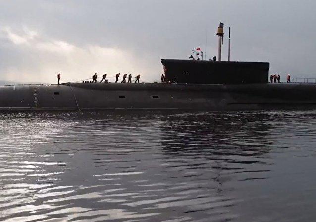 Le 19 mars, la Russie célèbre la Journée des sous-mariniers