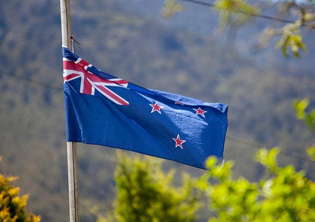 drapeau national de la Nouvelle-Zélande