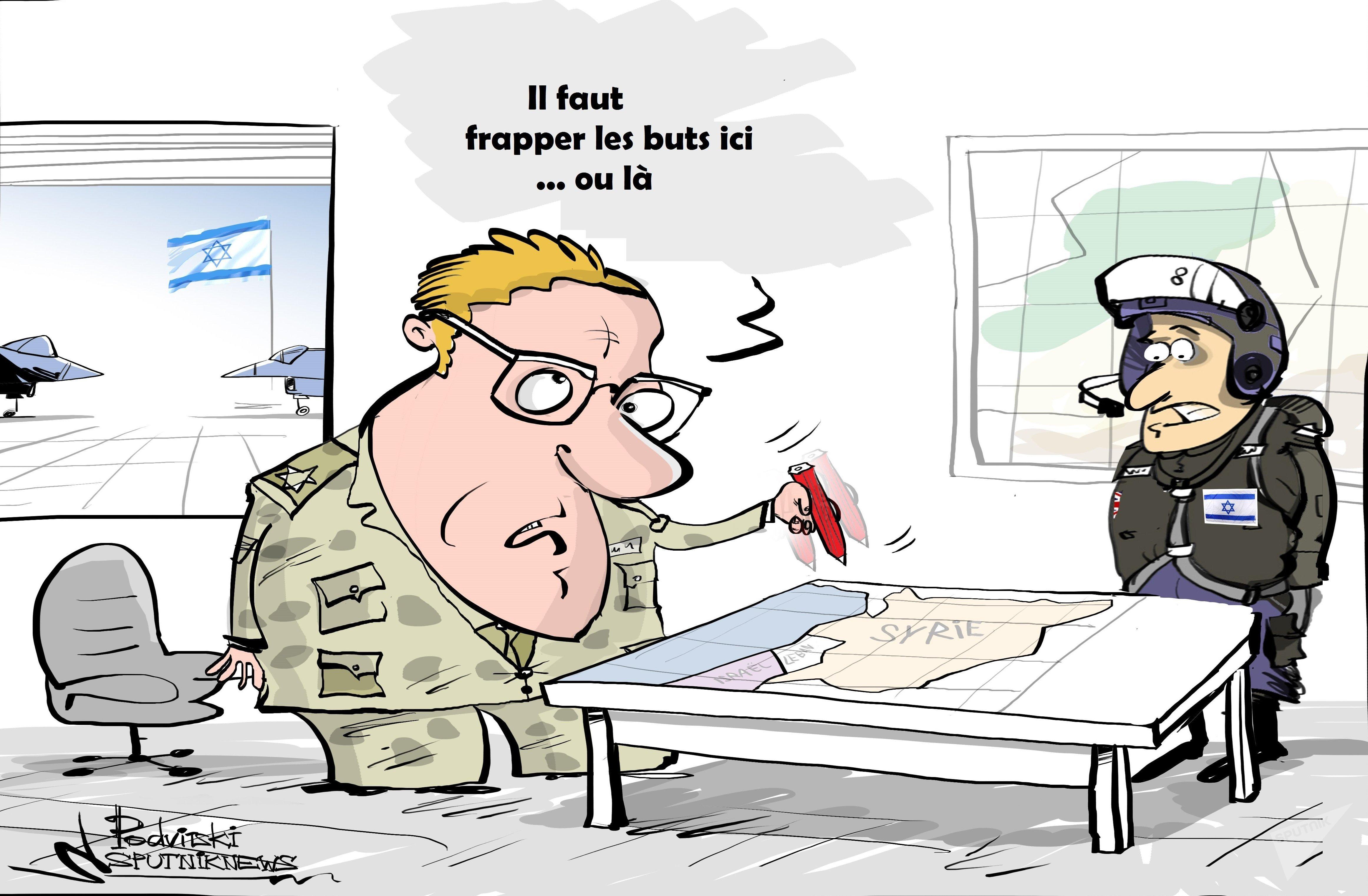 Frappes israéliennes en Syrie: Moscou convoque l'ambassadeur d'Israël