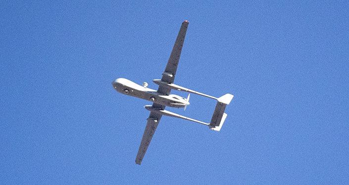Un drone israélien