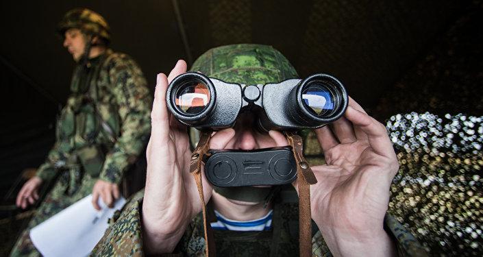 l'armée russe