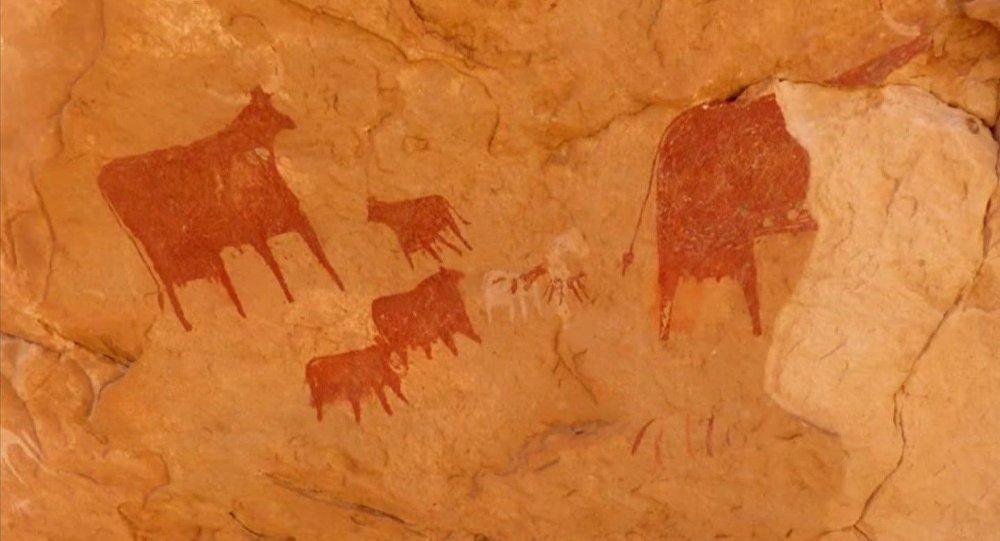 datant des peintures rupestres de Lascaux expérience de branchement de projet