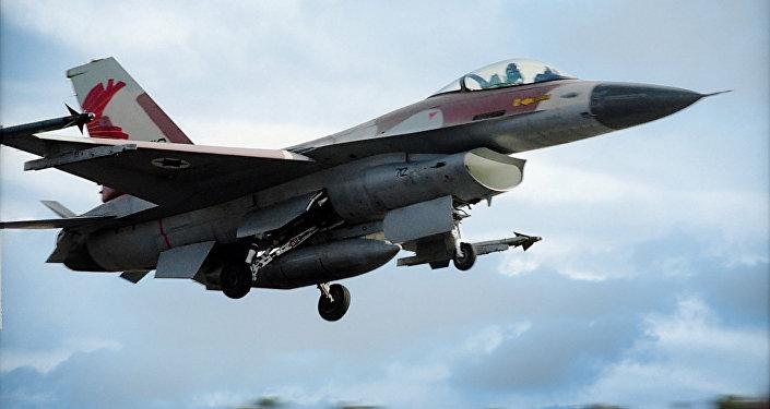 Avion de chasse des forces armées aériennes d'Israël