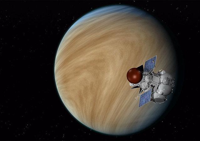 Moscou et Washington se lanceront dans l'exploration de Vénus en 2026