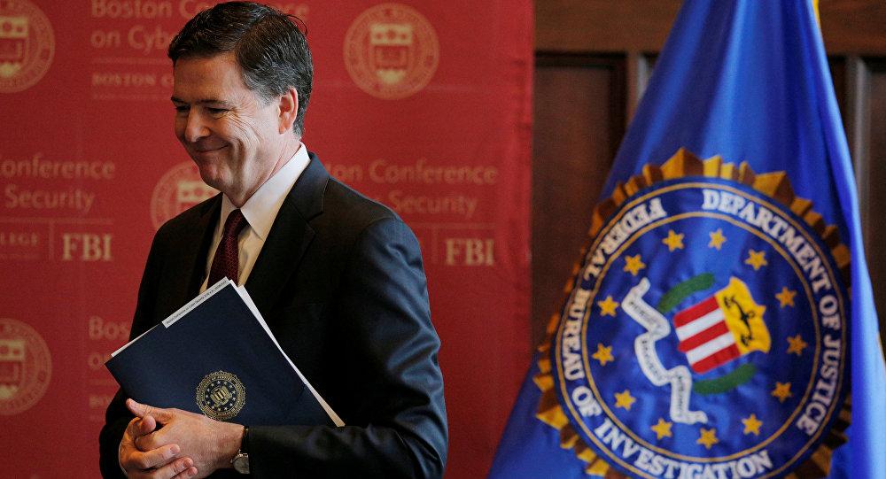 Ex-directeur du FBI James Comey
