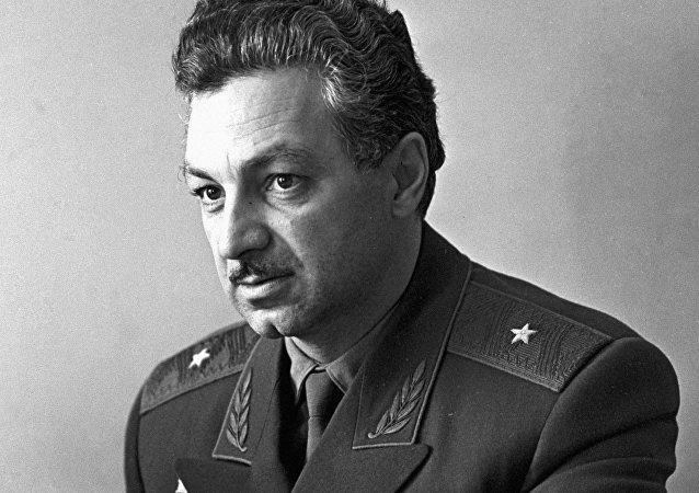 Le légendaire pilote d'essai Stépan Mikoyan est décédé