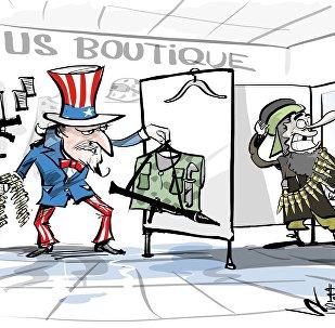 Moscou soutient les Talibans? Une excuse pour «justifier les échecs de l'armée américaine»