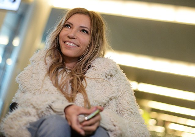 Ioulia Samoïlova, la candidate russe à l'Eurovision