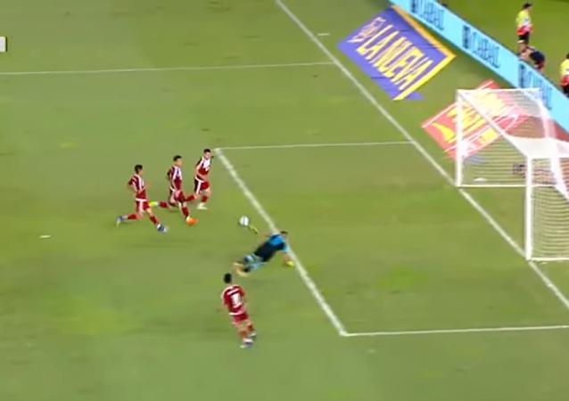 Match argentin: quatre contre un