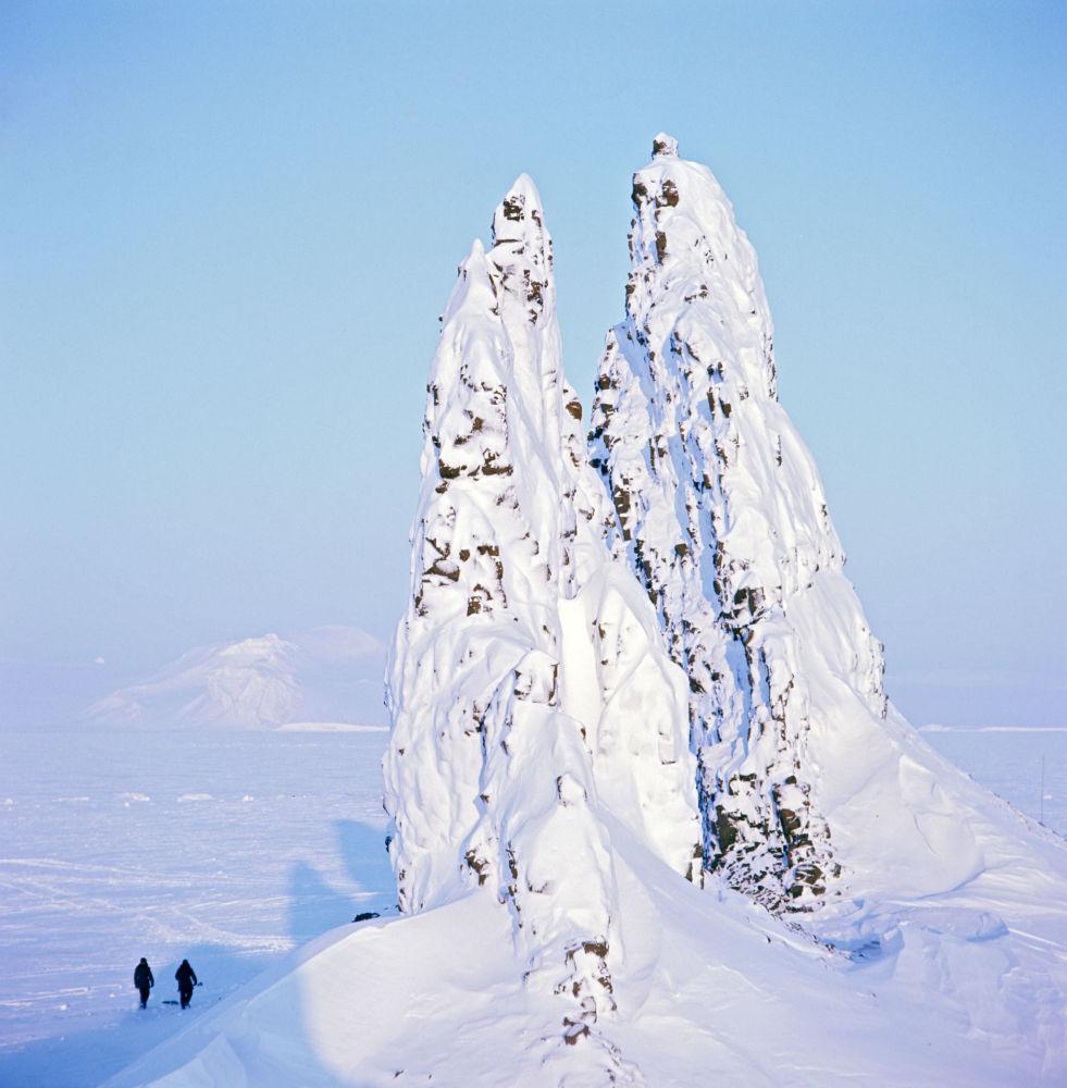 L'archipel François-Joseph: un voyage au bout du monde