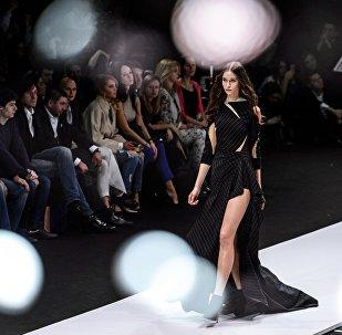La semaine de la mode «Made in Russia»