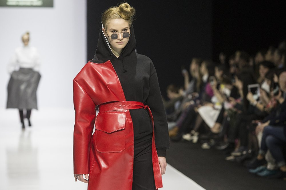La semaine de la mode «Made in Russia»