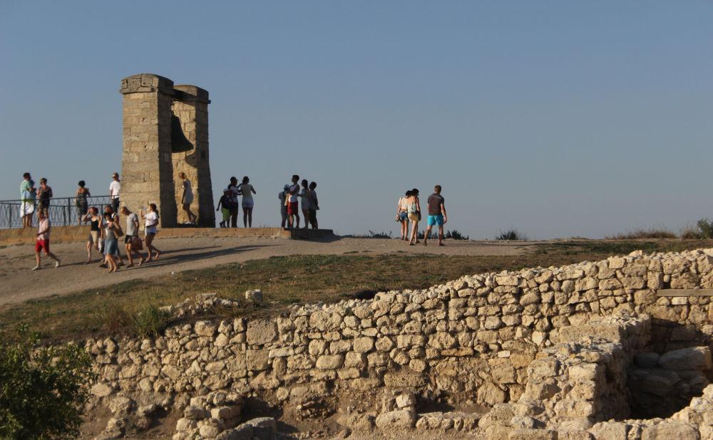 Les sanctuaires de la Crimée