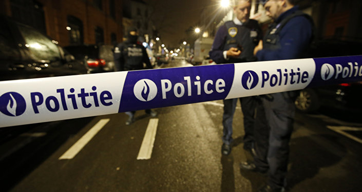 Police en Belgique, image d'illustration
